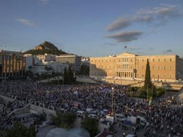 Let's defend the Greek people's NO!