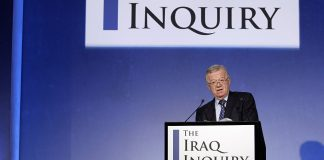 Chilcot Report on Iraq