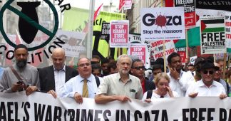 New attacks against Corbyn (now from Israel!)