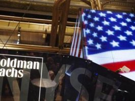 Goldman Sachs - in the center of world Power