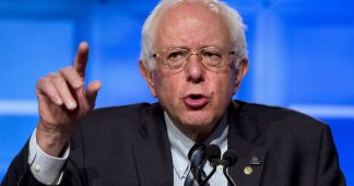 Sanders: 'Israel now run by a right wing — dare I say — racist government'