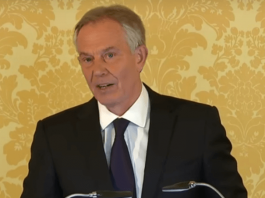 Tony Blair war in Iraq Chilcot Report