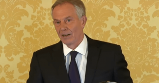 Tony Blair unrepentant on Iraq