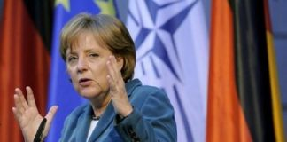 Merkel for new Cold War and German rearmament