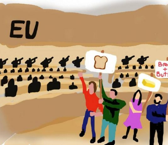 SILENCE OF THE LEFT regarding Euro-Austerity and T-TIP, by Michael Hudson