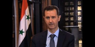 Assad on the situation in Turkey and Syria