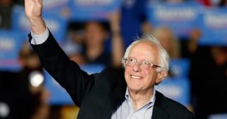 Bernie Sanders Leaves The Democratic Party