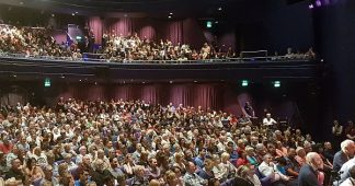 Corbyn in Manchester: 'Politics is changing