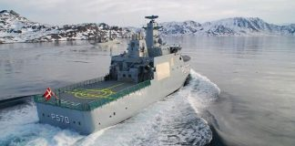 Militarization of the Arctic to Counter Russian Claims