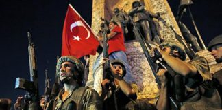 The Coup in Turkey - a view from Moscow