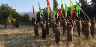 "PKK asking for formation of ""democratic bloc"" in Turkey"