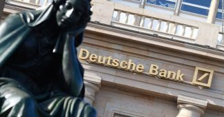"IMF: ""Deutsche Bank Poses The Greatest Risk To The Global Financial System"""