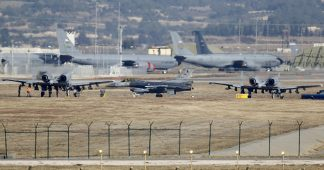 Turkish police Raid Incirlik