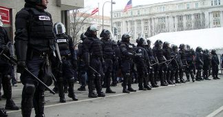 If Senseless Violence Continues, America Will Be a Total Police State in No Time