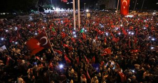 Turkey: Islamists, Army and the Nation