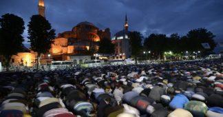 Erdogan and Christians