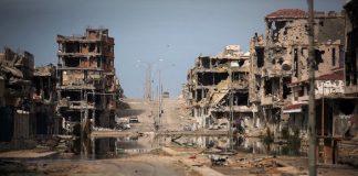 US bombing Libya