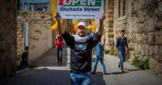 Diaspora Jews Are Joining Palestinians in Nonviolent Resistance to the Occupation