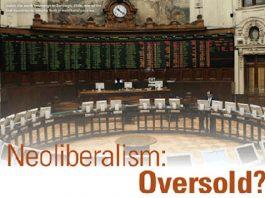 Neoliberalism: Oversold