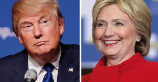 Collapse of US democracy: More than 60% think both Clinton and Trump dishonest!