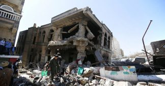 British Arms Sales to Saudi Arabia Complicit in Yemen Humanitarian Crisis