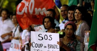 Naomi Klein, Oliver Stone, Noam Chomsky, Others Condemn 'Coup' in Brazil