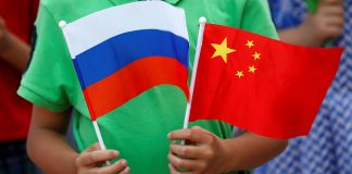 The Whole Game is About Containing Russia-China