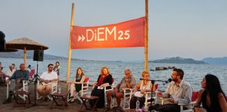 DiEM debates Greece and Europe - The Aegina international meeting