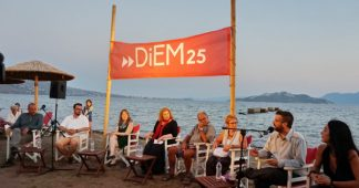 Tίτλος DiEM debates Greece and Europe – The Aegina international meeting