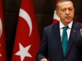 Erdogan accuses US of supporting failed coup in Turkey