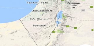 """Google """"erases"""" Palestine from the map"""
