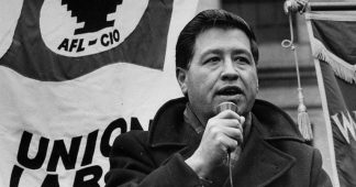 Cesar Chavez: The Life Behind A Legacy Of Farm Labor Rights
