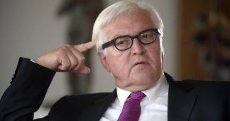 Steinmeier calls for returning Russia to G8