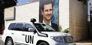 Assad's Death Warrant