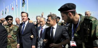 After Iraq, British parliamentarians discover Libya - how Cameron and Sarkozy destroyed it