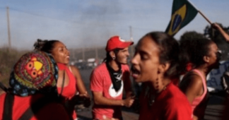 Brazil's Largest Social Movement Occupies Govt for Land Rights