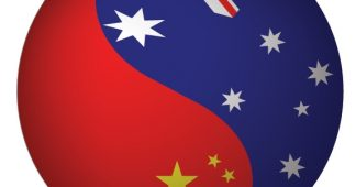 Australia in the anti-China campaign