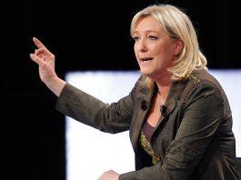Marine Le Pen pledges Frexit referendum