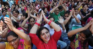 180 million Workers Strike Back in India