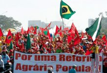 The MST leader on the situation in Brazil