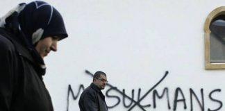 De l' antisémitisme a l' islamophobie