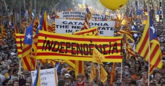 Catalans believe their problem is Spain