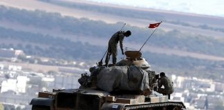 WSJ on Turkish operation in Syria