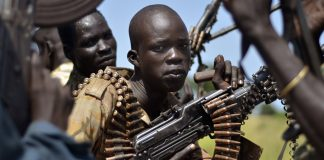 The CIA's 'Dirty War' in South Sudan