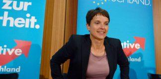 Nationalists overtake Merkel's party in German state vote