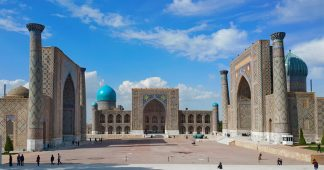 Uzbekistan in the imperial strategy of USA
