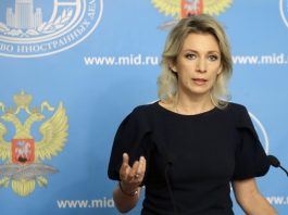 Russia warns West over Cyprus