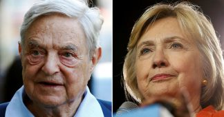 Soros, Clinton and Albania