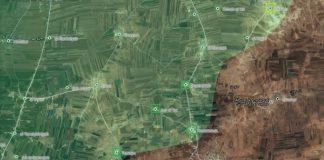 Turkey deep inside Syria
