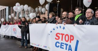 The Final Battle for CETA